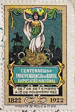 centenário 1922