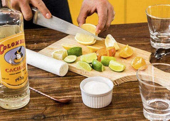 drink caipirinha ingredientes